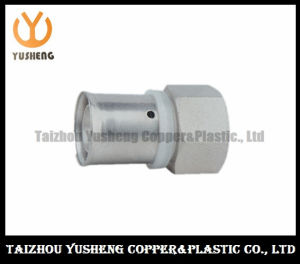 Forged Brass and Stainless Steel Press Pipe Fittings (YS3203)
