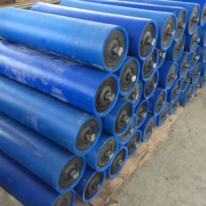 Fire Resistance and Anti-Static UHMWPE Mining Roller pictures & photos