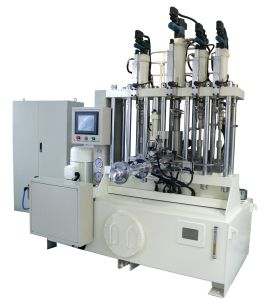Continous Production 4k Color Paste Mixing Machine Automatic Metering Static Mixer pictures & photos