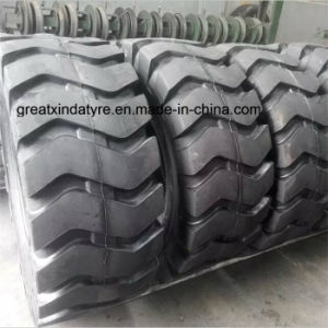 Long Time Bias OTR Tyre, Radial Wheel Loader OTR Tyre pictures & photos