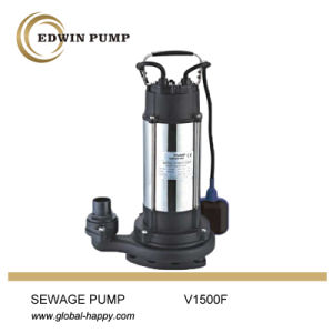 1500W Sewage Sumersible Water Pump pictures & photos