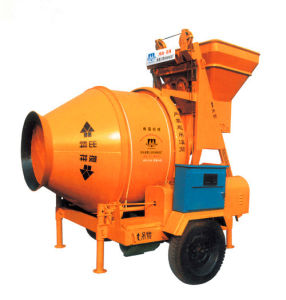 Small Concrete Mixer Jzc350 with High Quality and Low Price pictures & photos