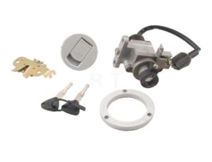 Motorcycle Lock Set (RTSJ-QP2)