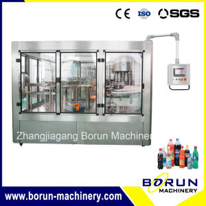 Isobaric Beverage Drinks Filling Machine for Carbonated Juice pictures & photos