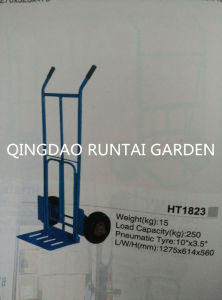 Easy Using Foldable Handtruck (Ht1823) pictures & photos