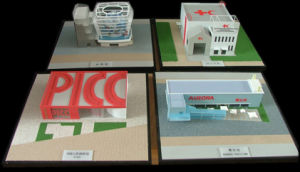 Architectural Models of World Expo Pavilion (JW-04) pictures & photos