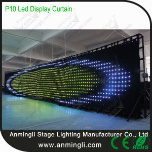 P10 LED Display Screen Stage Lighting