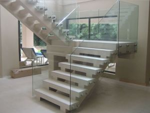 10.76mm Tempered + Laminated Glass for Balustrade with ISO Certificate pictures & photos
