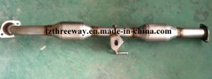 Catalytic Converter for Toyota Hulix Direct Fit Catalytic Converter Euro 4 OBD II pictures & photos