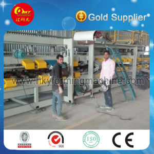 New Type Hot Sale Sandwich Panel Roll Forming Machine pictures & photos