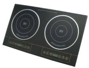 Induction Cooker with Double Burners (WM-V02)