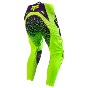 Green Color New Professional Moto/MTB Gear Racing Sports Pants (MAP22) pictures & photos