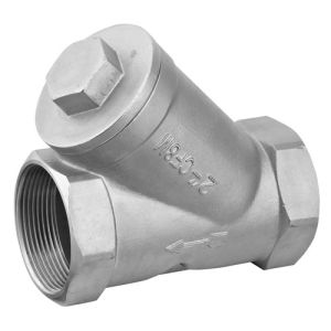 Stainless Steel Thread Y Strainer Valve (GL11W) pictures & photos