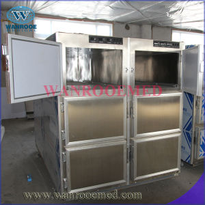 Mortuary Freezer High Quality Stainless Steel 6 Chamber Mortuary pictures & photos