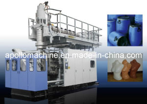 Famous Blow Molding Machine for Making Plastic Drums pictures & photos
