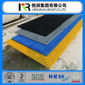 Colorful Glassfiber Reinforced Plastic Grating pictures & photos