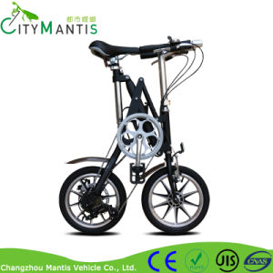 14′′ Mini Foldable Bicycle 7 Speed High Quality Folding Bike pictures & photos