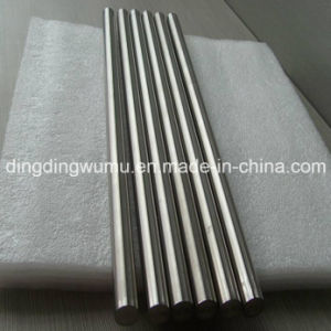 Pure Tungsten Round Bar for Vacuum Furnace Heating Element pictures & photos