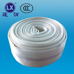 High-Quality Fire Control Hose Polyester & PVC pictures & photos