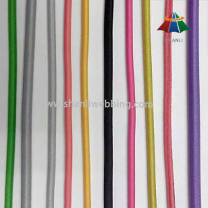 High Quality Elastic Rubber Rope for Garments pictures & photos