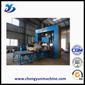 Waste Car Shearing Machine Gantry Shear pictures & photos