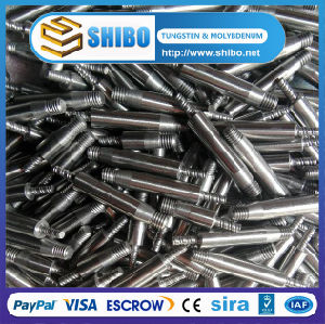 Manufacture 99.95% High Pure Molybdenum Screw & Nut pictures & photos