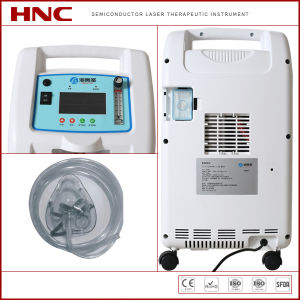 China Factory Offer 3L 5L Psa Oxygen Concentrator Humidifier with Atomizing Funtion pictures & photos