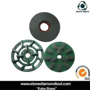 Murat 8′′ Metal/Resin Bond Grinding Disc for Granite pictures & photos