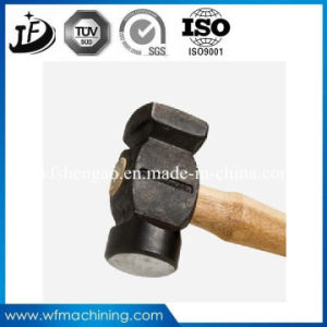 Forging Factory Supply Carbon Steel Forged Parts with SGS Certified pictures & photos