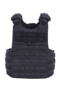 Military Ballistic Vest V-Tac032 with Quick Release Handle pictures & photos