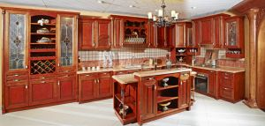 Custom Made Solid Wood Hotel Furniture (zq-024) pictures & photos