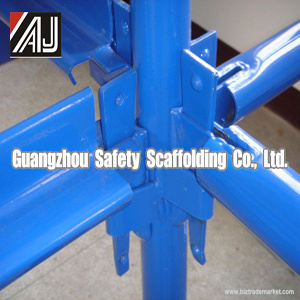 Steel Quick Stage Scaffolding, Guangzhou Manufacturer pictures & photos