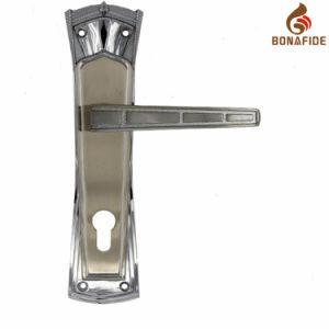 High Quality Full Zinc Door Lock Handle-037 pictures & photos