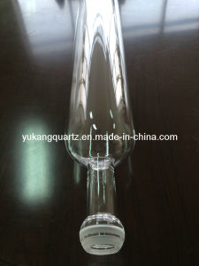 Clear Fused Quartz Furnace Tube pictures & photos