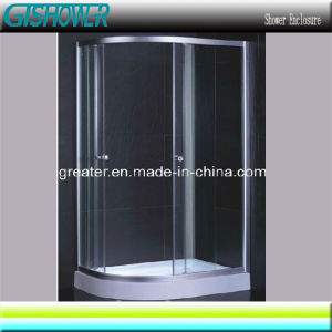 Cheap Glass Bathroom Shower Enclosure (KF105R) pictures & photos