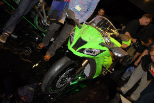 EEC Racing Motorcycle Sport Motorcycle