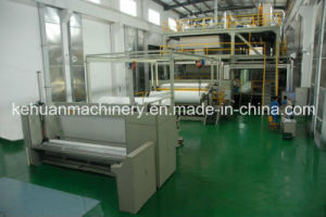 2.4m Ssmms New Technology Production Line for PP Spun Bond Non Woven Fabric pictures & photos