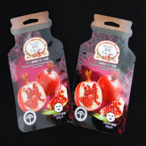 Aluminum Foil Plastic Packaging Cosmetic Fruit Mask Bag pictures & photos