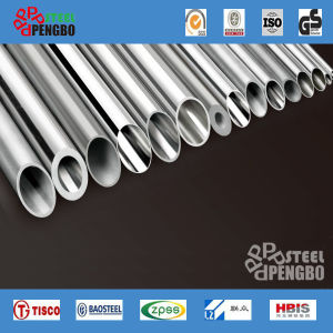 Nace0175/347/405/316L/316 Stainless Steel Pipe pictures & photos