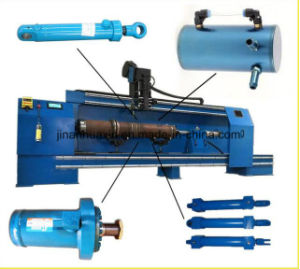 Oil Cylinder Parts Equipment with PLC Control Welding pictures & photos
