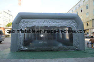 High Quality Inflatable Spray Paint Tent with Filter pictures & photos