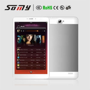 New Product 4G Tablet PC GPS 8inch IPS G+G Qualcomm pictures & photos