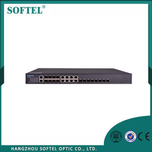 FTTX Fiber Optical Transmission Device, 8pon Ports Olt with CATV pictures & photos