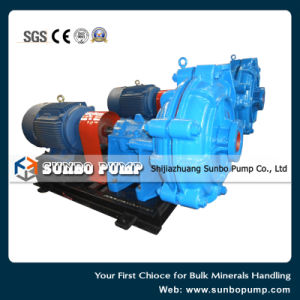 Horizontal Heavy Duty Mining Centrifugal Slurry Pump pictures & photos