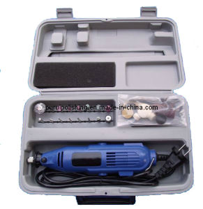 135W Rotary Hobby Tool with 40PC Accessory Kit pictures & photos
