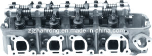 Completed Cylinder Head for Nissan Z24 D21 11041-20g18 pictures & photos