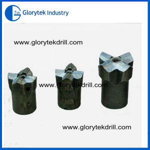 Furnace Tapping Cross Type Bit pictures & photos