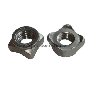 Square Stainless Steel Weld Nut pictures & photos