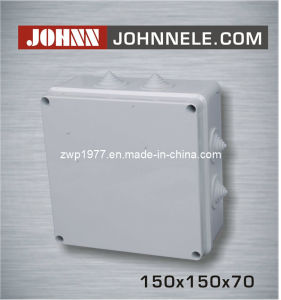 IP65 Plastic Waterproof Junction Box (150x150x70) pictures & photos