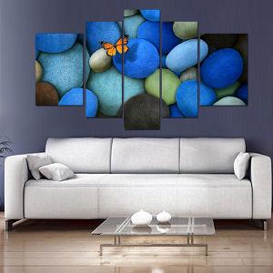 5panel Group Painting Canvas Art (SJMD3661)